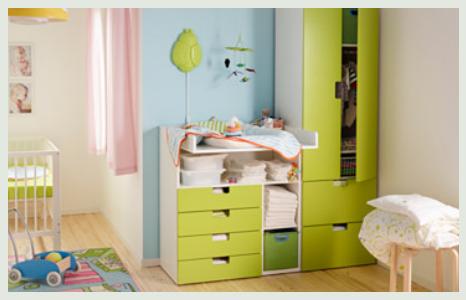 ikea børnemøbler Multifunktionelle børnemøbler fra IKEA   fru bruun ikea børnemøbler
