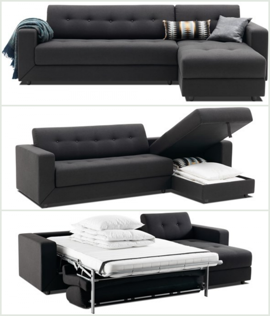 sofa med chaiselong. Black Bedroom Furniture Sets. Home Design Ideas